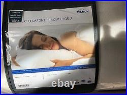 Two Tempur comfort pillow Cloud
