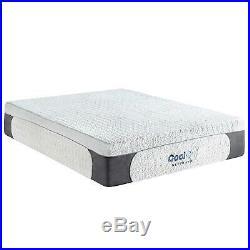Ultimate Gel Memory Foam 14-Inch Mattress with BONUS Pillow Twin Cool Gel 1.0