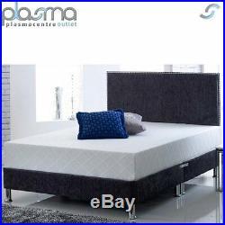 Ultimum CoolBlue Memory King Medium Mattress + Pillow 2FT6 3FT 4FT 4FT6 5FT 6FT