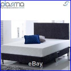 Ultimum Cool Blue Memory King Medium Mattress + Pillow 3FT 4FT 4FT6 5FT 6FT
