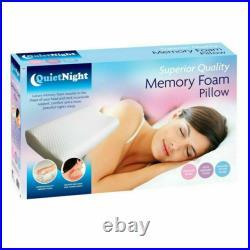 VIVO Contour Memory Foam Pillow Neck Back Support Orthopaedic Pillow