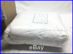 ViscoSoft 4 Inch Pillow Top Gel Memory Foam Mattress Topper Twin XL Serene Dua