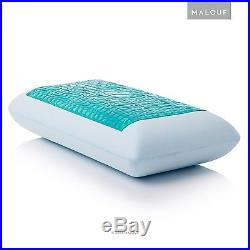 Z Gel Infused Dough Memory Foam + Liquid Pillow with Rayon from Bamboo Remova