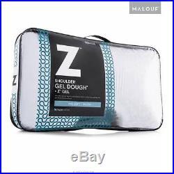 Z Gel Memory Foam with Liquid Side Sleeper Pillow