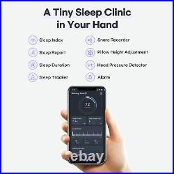 Zerema Smart Pillow Smart App Track Sleep ZP-100 EUC
